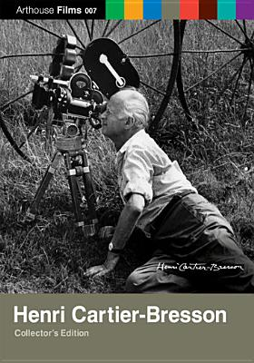 BIOGRAPHY:HENRI CARTIER BRESSON CE BY BIOGRAPHY (A&E) (DVD)